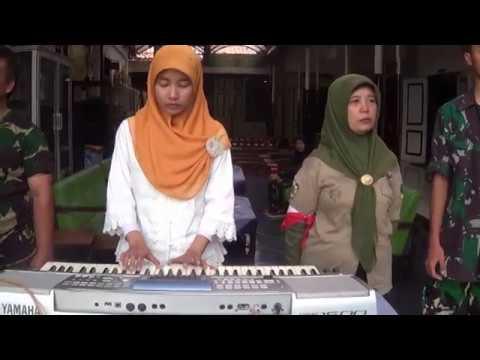 SMPN 3 Surabaya (Upacara Hari Pahlawan 10 November 2018)