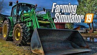 Farming Simulator 19 | NOVAS MARCAS & MÁQUINAS NO JOGO !!