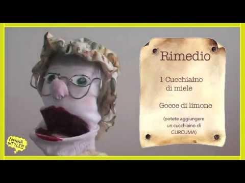 Rimedi per il mal di gola nonnastyle 05 youtube for Rimedio per il mal di gola