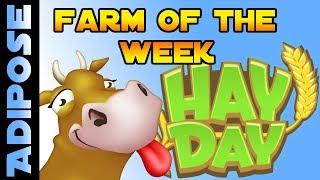 Hay Day - Farm of the Week #2 - Nanas