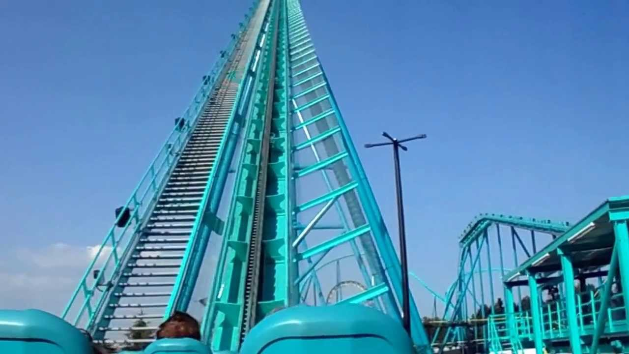 leviathan roller coster