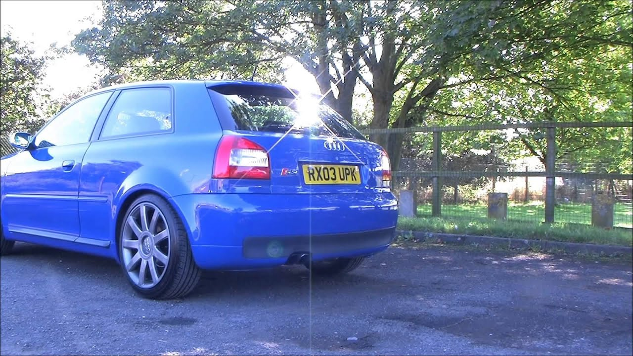 Audi S3 Quattro 3dr 225 1 8 Bose Heated Leather Youtube2