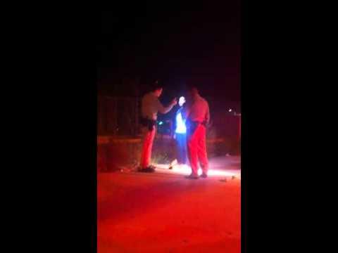 Sanaa gets arrested
