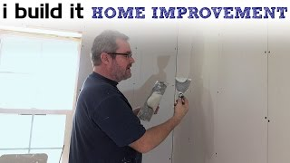 How To Drywall Without Sanding Part 1 - Tools And Supplies