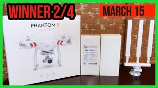 Drone Giveaway Drawing #2 | #Drone