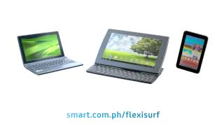 SMART Flexisurf Gadgets