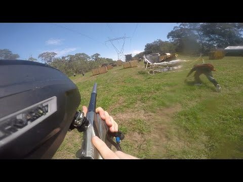 Total War Round 1 2017 Action Paintball Rouse Hill