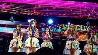 BNK48 เพลง Kimi wa Melody (เธอคือเมโลดี้) @ CAT EXPO 5 HD 4K