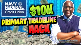 New Credit Hack! How To Get Navy Federal Unsecured Personal Pledge Loan No Credit Check?