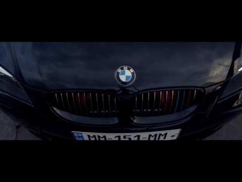 BMW M5 E60 Vossen Wheels Best Drift Show
