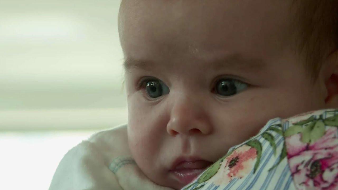"""""""אתה לא מצפה לזה"""": הטיפול הנדיר שהציל תינוק מנזק מוחי"""