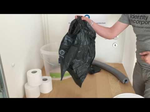 Notfallvorsorge in der Stadt - Not-Toilette selber bauen