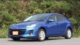 Mazda Axela Sport 20S SkyActiv 2012 Videos