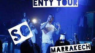 Saad Lamjarred - ENTY Tour (Marrakech) | (سعد لمجرد - جولة إنتي (مراكش