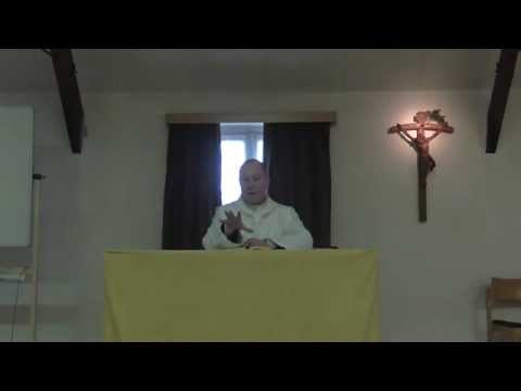 Fr. David Jones - Ordination retreat (10): Over to you, Judas