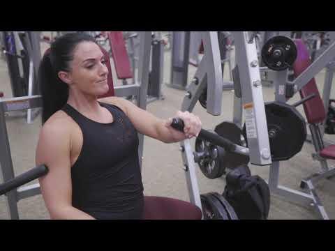 Full Chest Workout Video For Women - Ashtyn Pharis Fitness