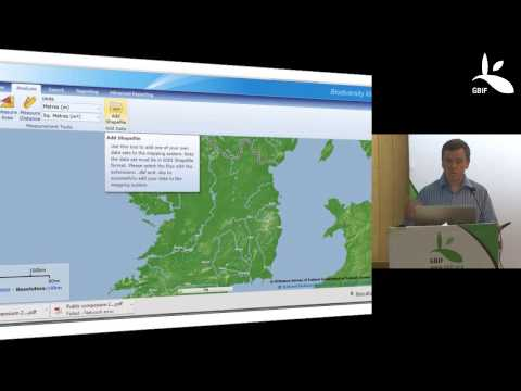 National data management services in Ireland