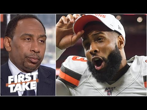 OBJ is salty about going to Cleveland, not playing for the Browns – Stephen A. | First Take