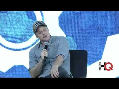 A Conversation with Alan Tudyk live from NerdHQ 2014