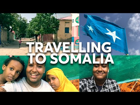 TRAVELING TO SOMALIA 🇸🇴