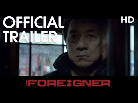 'The Foreigner' Trailer