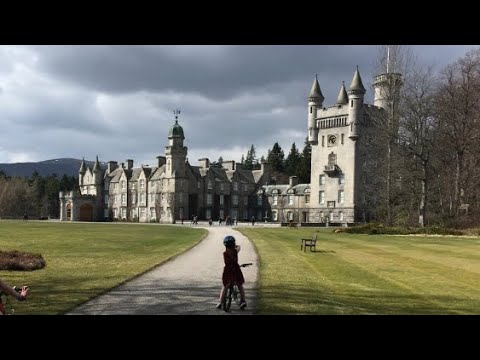 Spring Has Sprung On The Queen's Scottish Balmoral Estate 2018