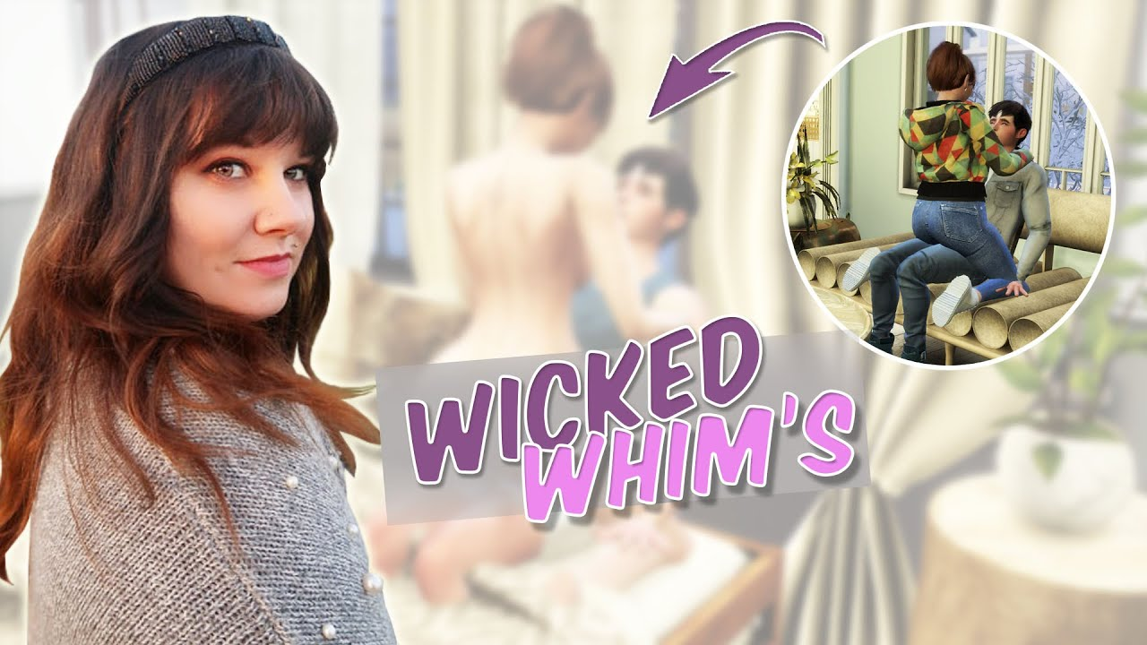 Download The Sims 4 / Wicked Whims un mod pour adulte ! 🔞