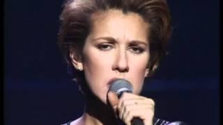 Celine Dion - Je Sais Pas [Live A Paris 1995]