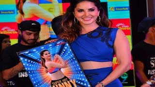 Sunny Leone Launches Her Workout DVD & 39 Super Hot Sunny Mornings& 39
