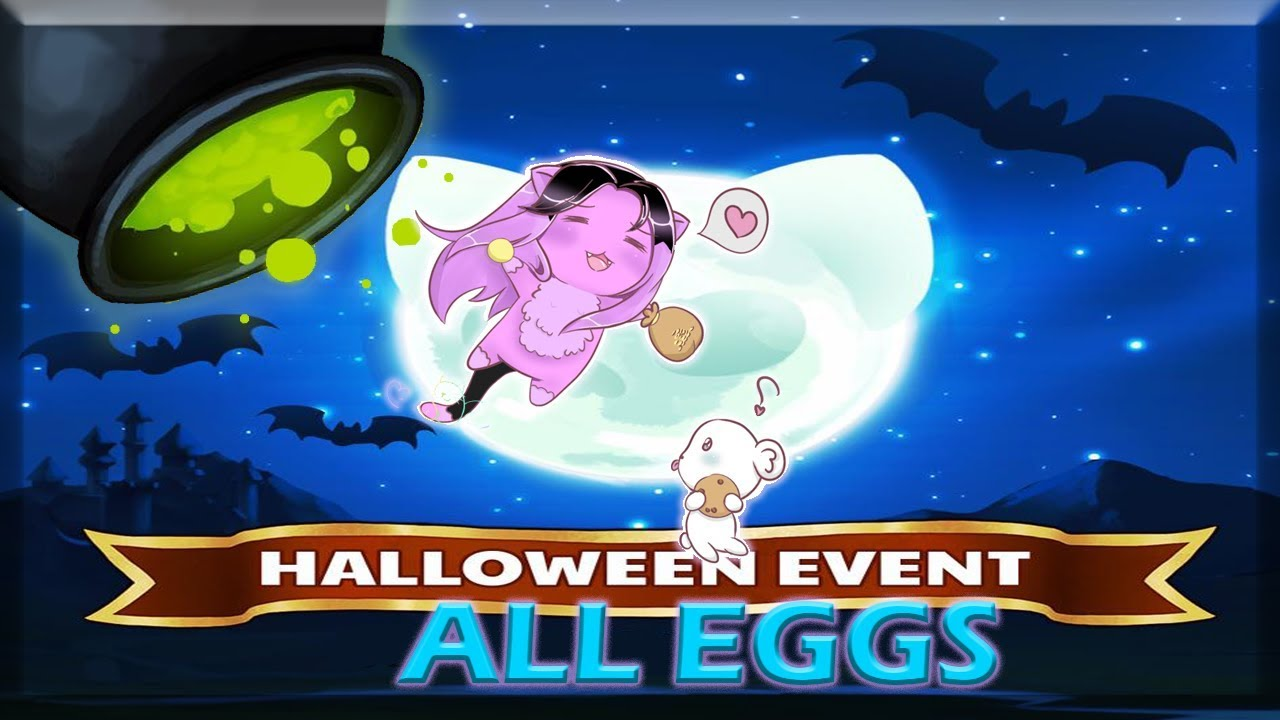 Castle Cats  Hatching ALL the eggs! , Halloween Event Eggs! ~ which will  you get?