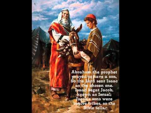Follow the Prophet, verses 2-8