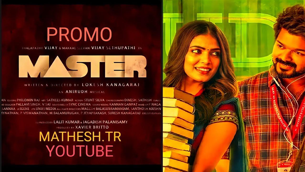 Master Movie Full Promo IN Tamil 💥 I ...