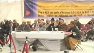 Urdu Report: Majlis Ansarullah Canada 26th Annual Ijtima 16-18 September 2011