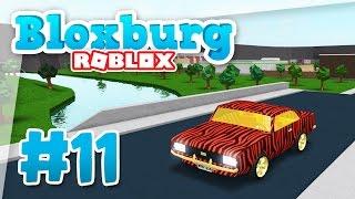 Bloxburg #11 - BRAND NEW CAR (Roblox Welcome to Bloxburg)