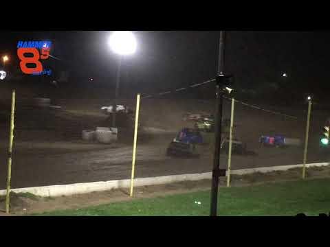 Oakshade Raceway Bomber B Main 9/30/17