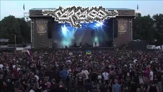 Carcass - Incarnated Solvent Abuse - live @ Wacken 2014