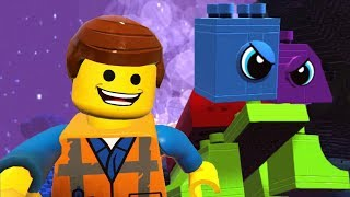The LEGO Movie 2 Videogame - ASTEROID FIELD Preview (Switch, Xbox, PS4)