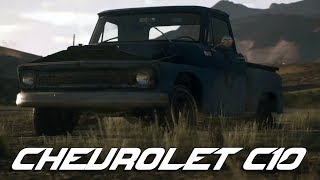 Need for Speed Payback Chevrolet C10 Derelict Parts Location Guide (NFS Payback)