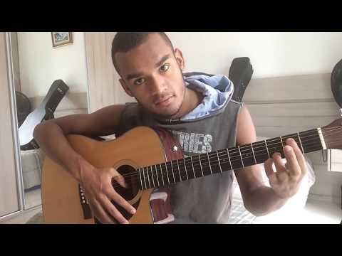 Como tocar Me Namora (Edu Ribeiro) Com dois acordes no violão - Aula de violão