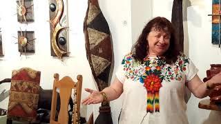 Huichol Center for Cultural Survival, Susana Valadez – Nobel Peace Prize Nominee - Presentation