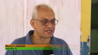 Vereadores em Ação - Paulo Landim no Centro de Estabilização