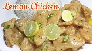 lemon and pepper chicken recipe in hindi