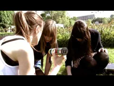 Au Revoir Simone - Tell Me (Clock Opera Remix) - YouTube