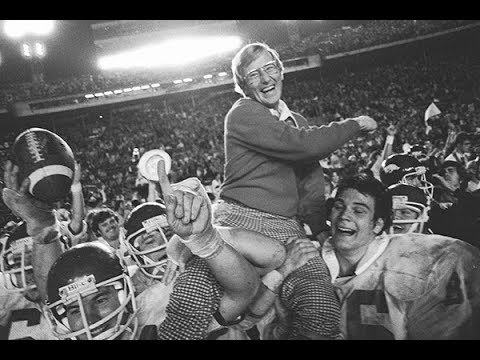 Arkansas Football: Best Of Holtz