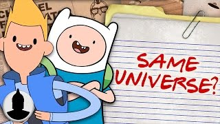 Are Adventure Time and Bravest Warriors in the SAME Universe? - Cartoon Conspiracy (Ep. 135)