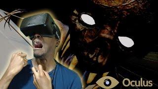 Boogeyman 2.0 VR FREE ROAM  Oculus Rift Horror Game | DK2