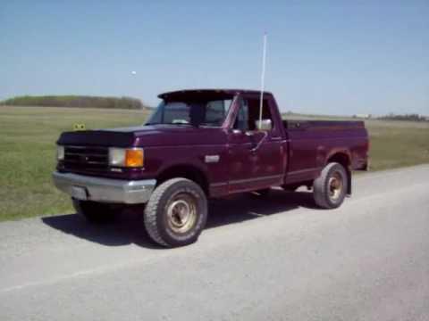 1990 ford f350 diesel