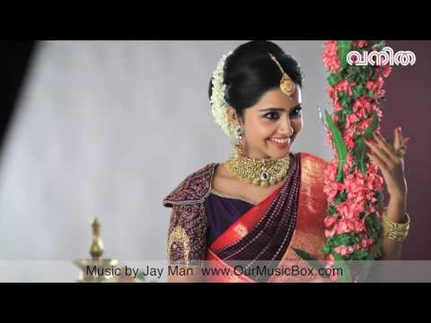 Anupama Parameswaran for Vanitha Cover Shoot