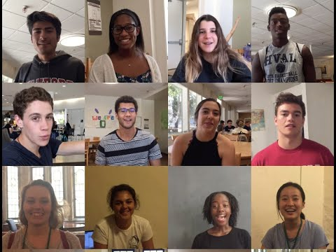 Say something to the World in 30s -- Students' responses from 9 countries