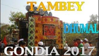 TAMBEY DHUMAL GONDIA 2017 (Aarti Ram Siya Ram) | BEST SOUND QUALITY